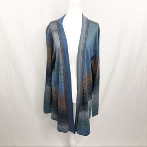 NEW White Stag Long Cardigan Sweater, Size XL